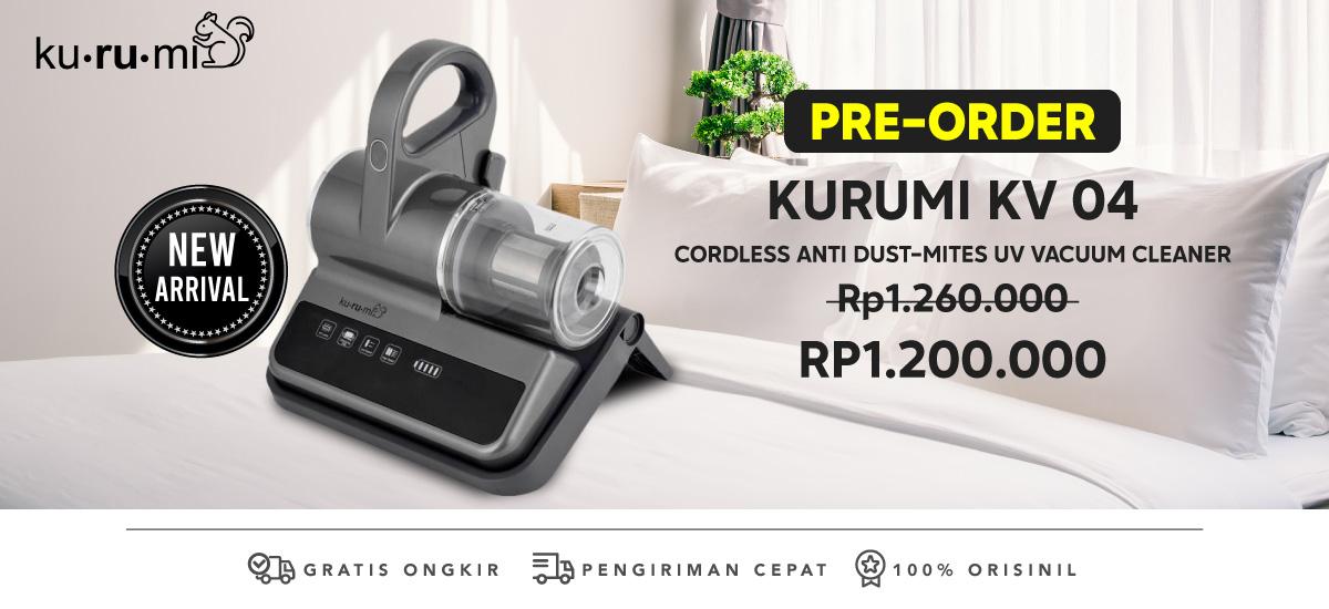 Pre-Order Kurumi KV 04 Blibli.com
