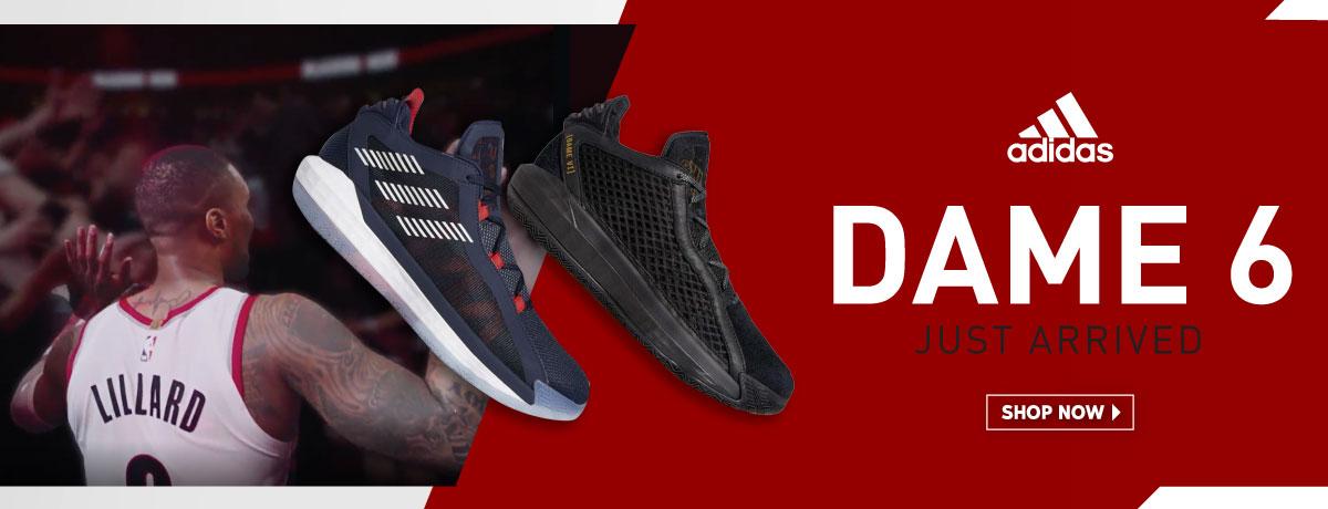 Adidas Dame 6