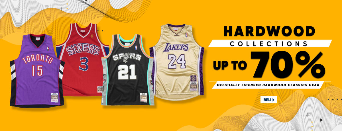 NBA Hardwood Collection