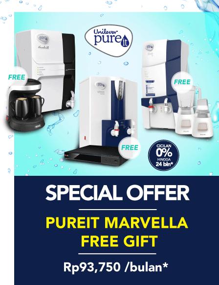 Pureit Free Gift