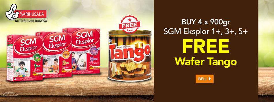 SGM Free Wafer Tango