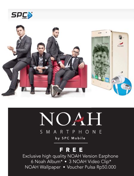 NOAH SMARTPHONE