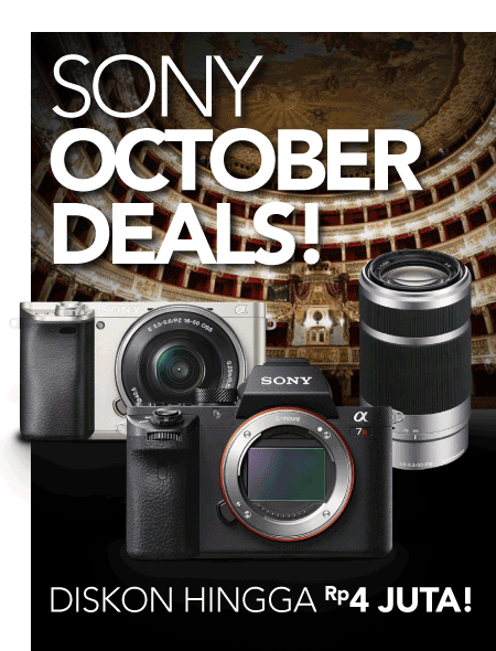 Sony October Deals