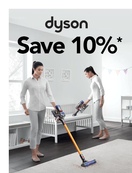 Dyson Discount 10%