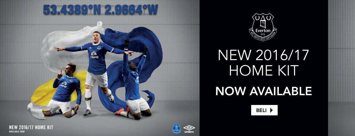 Everton FC Jersey