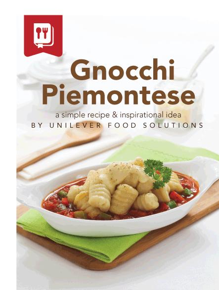 Gnocchi Piemontese