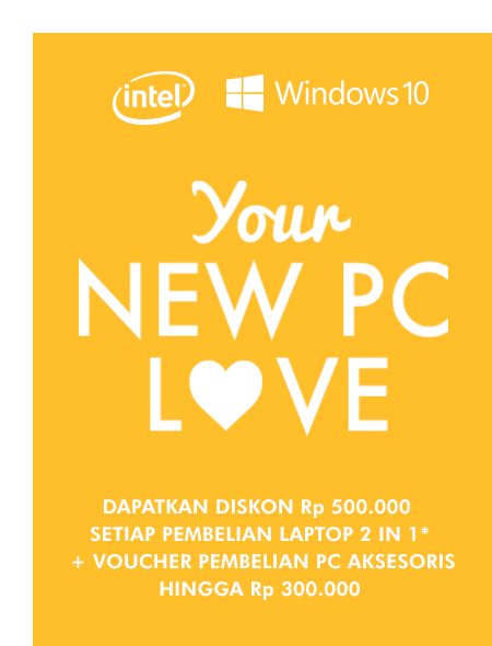 Intel New PC Love