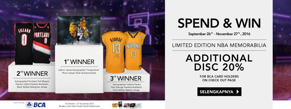 NBA Top Spender