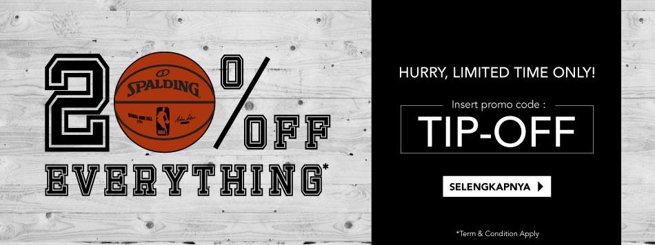 NBA Tip Off Promo