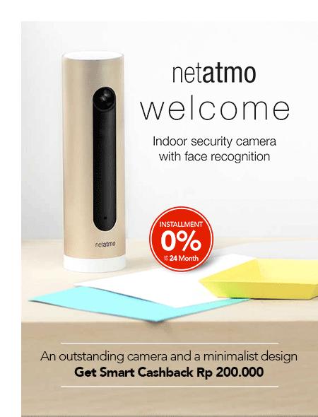 Netatmo Get Smart Cashback