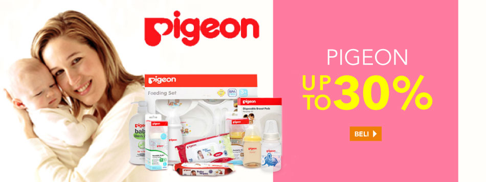 Pigeon up to 30%