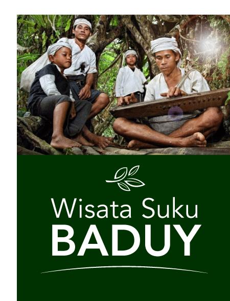 Wisata Suku Baduy