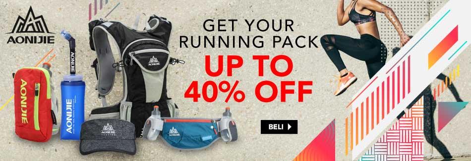 Running Pack Essentials