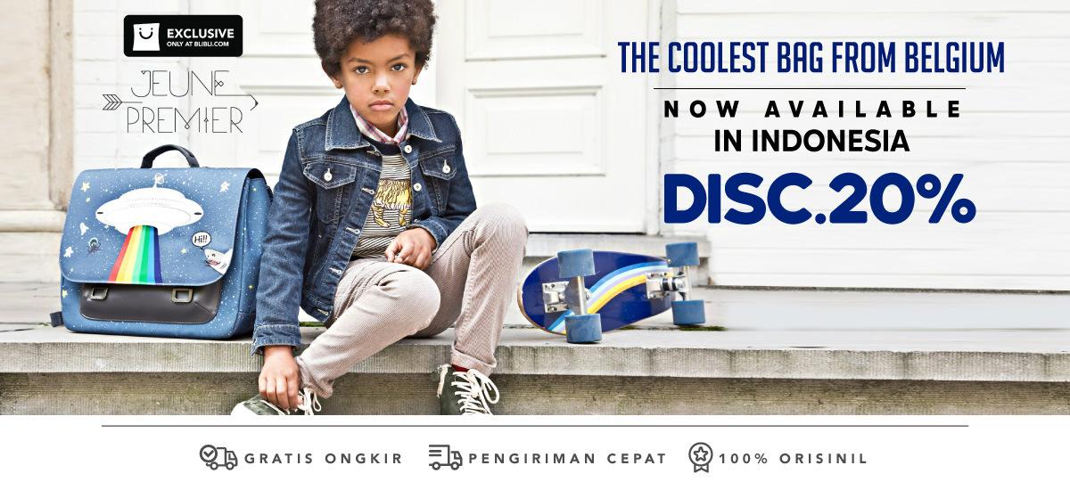 Jeune Premier Designer Bags Tas Anak Exclusive Launch Blibil.com