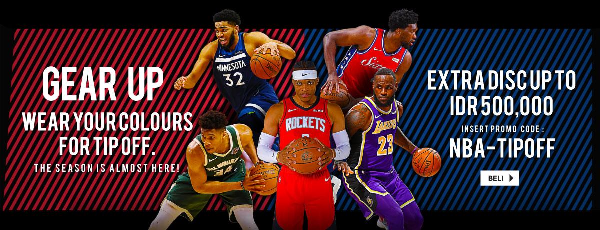 NBA Tip Off 2019