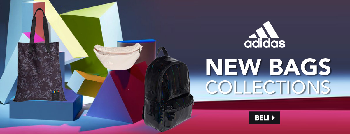 Adidas New Bags Collection