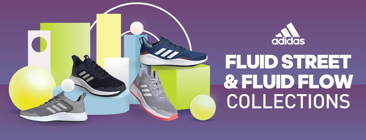 Adidas Fluid Street