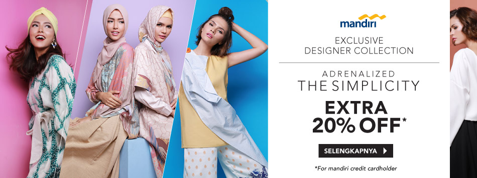 Designer Collection Extra 20% Off