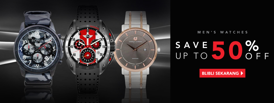 Watches Up to 50%
