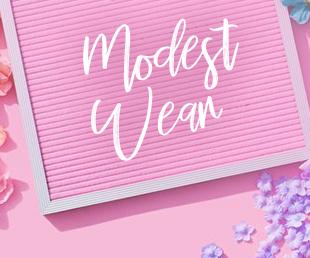 modest wear