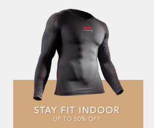 Fitness Apparel up to 50%