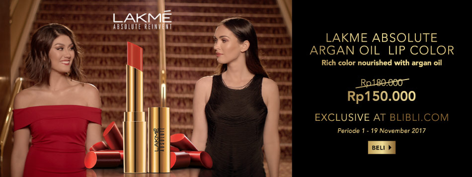 Gift For Her : Lakme Rp150.000