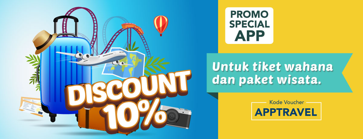 Special App Diskon 10%