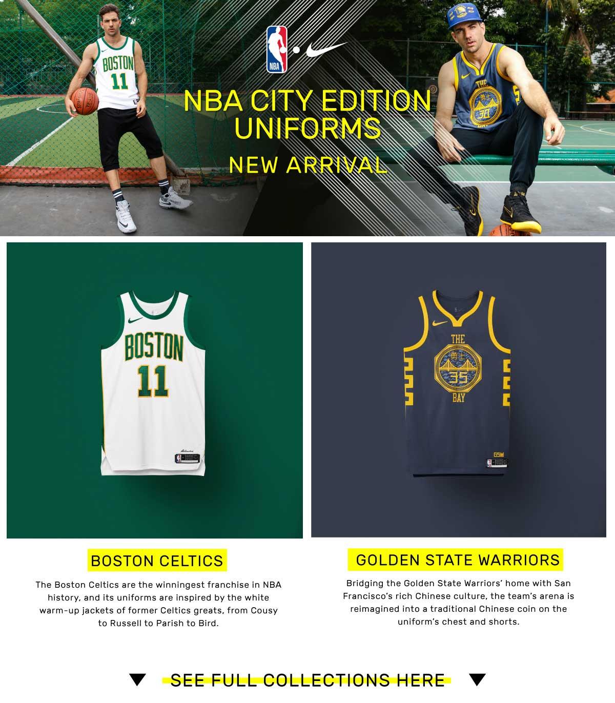 NBA City Edition