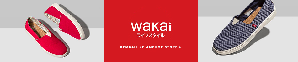 Back To Official Store Wakai
