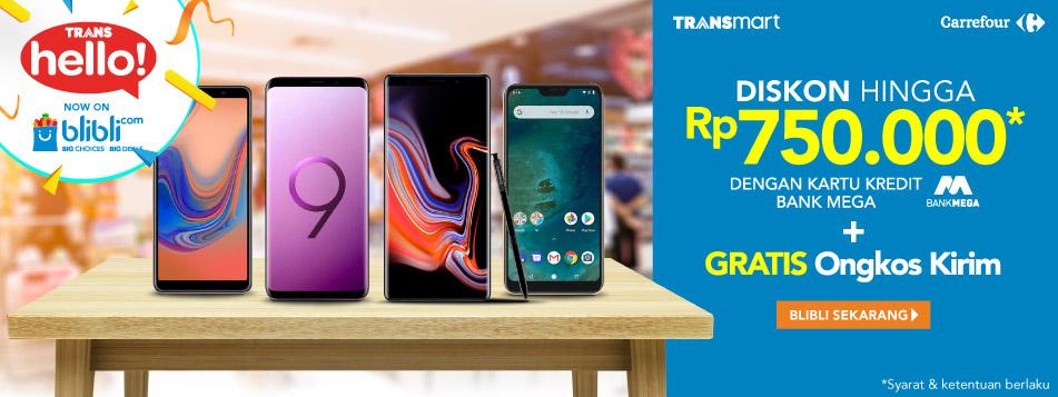 Jual Smartphone Handphone Tablet Terbaru 2018