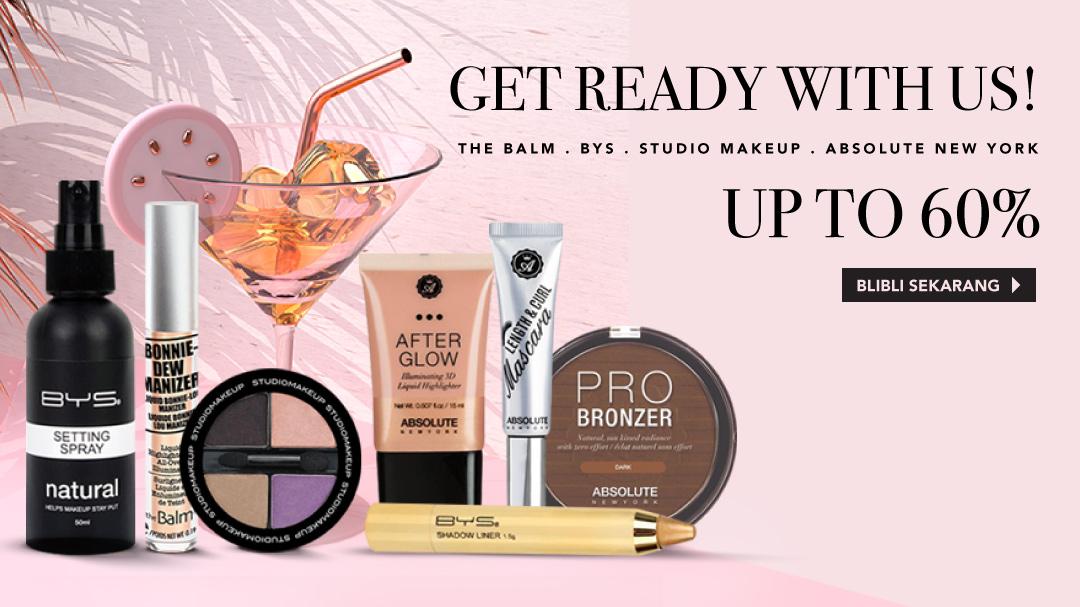 Makeup Addict Up to 60%
