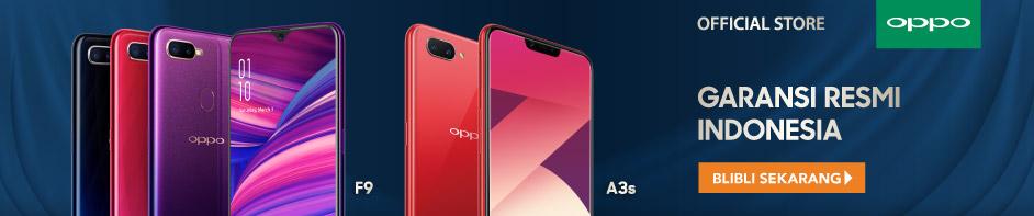Oppo A3s Terbaru Di Kategori Android Blibli Com