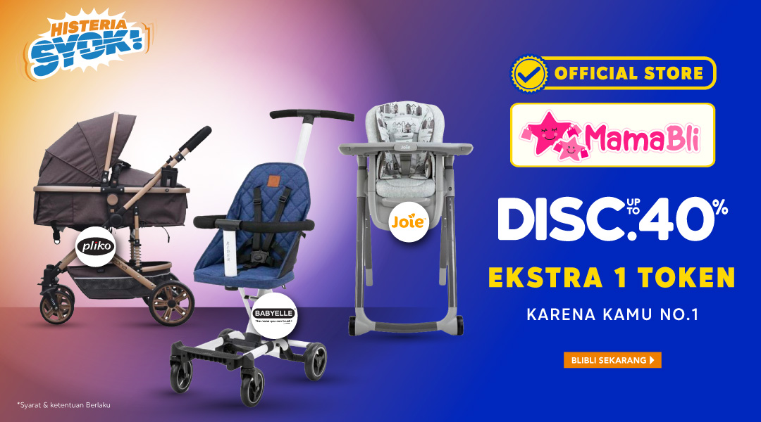 Mamabli Disc. up to 40%