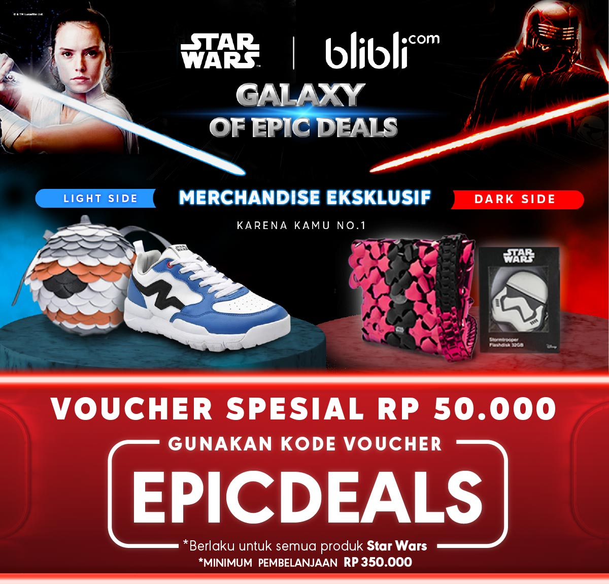Star Wars Galaxy of Epic Deals