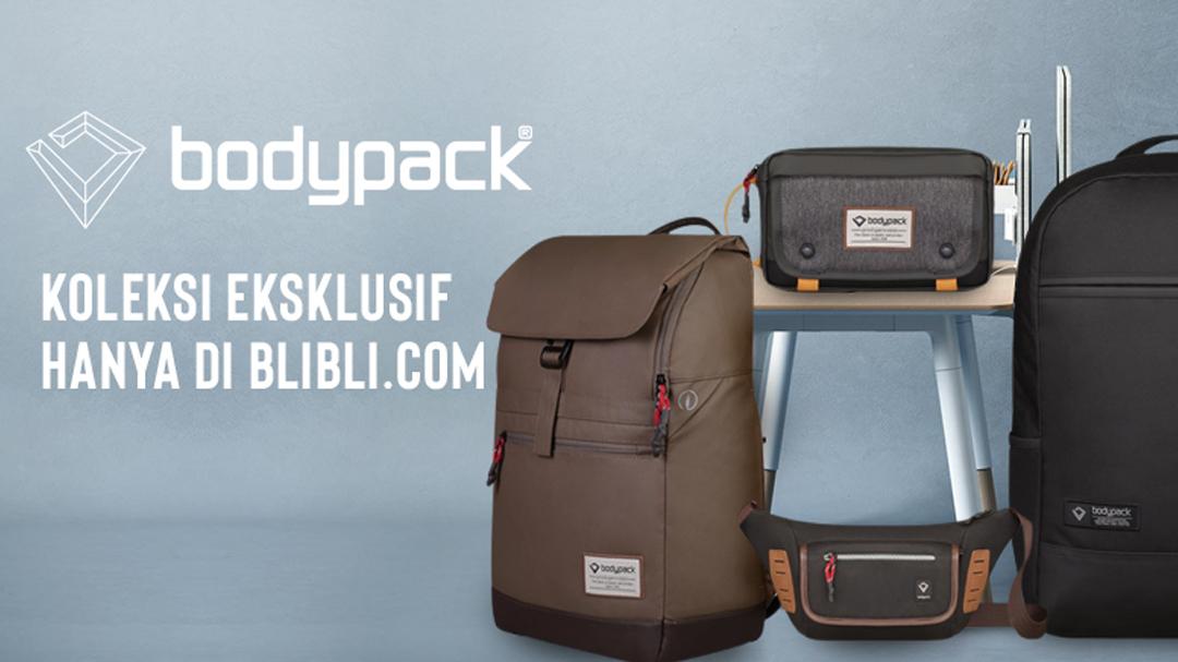 Koleksi Eksklusif Bodypack