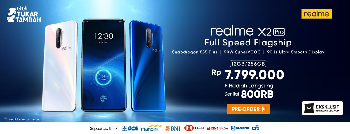 NEW! Realme X2 Pro