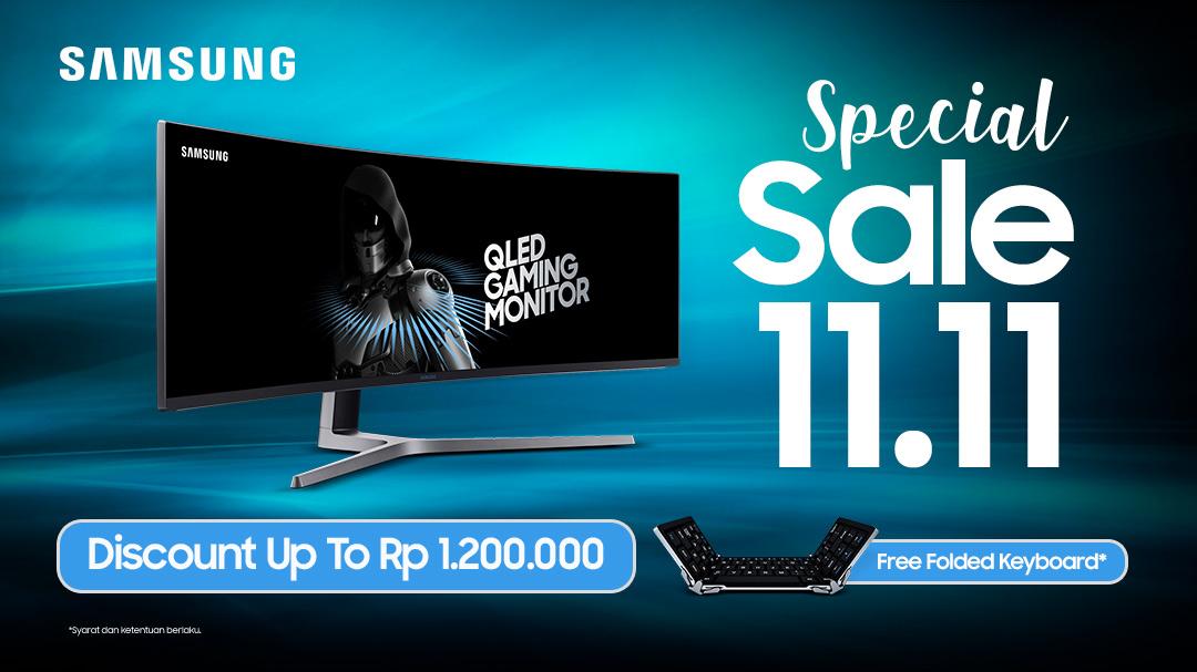 Samsung Special Sale 11.11