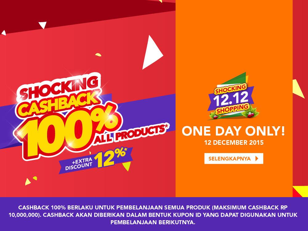 Promo Hari Belanja Online Nasional 12 12 Hari Ini 12 Desember Ini Cara Belanja Online Di Shopee Halaman All Tribunnews Com Mobile