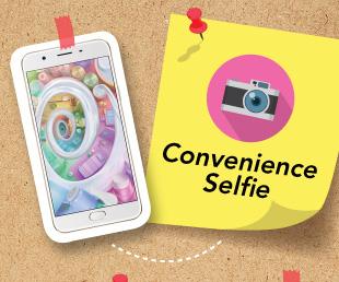 Covenience Selfie