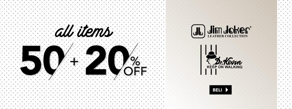 Shoes Ekstra Discount 20%