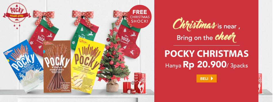 Pocky Christmas