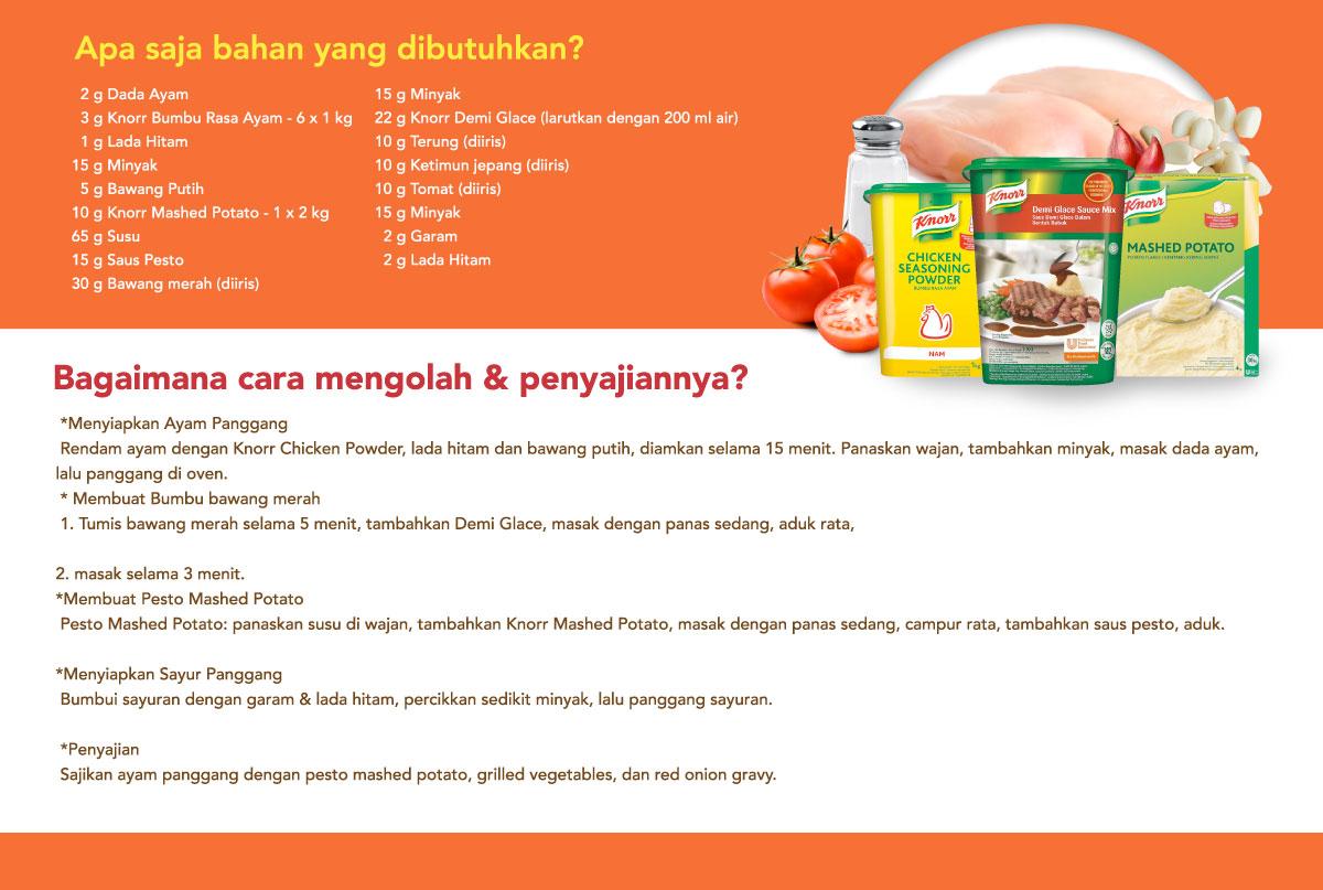 Recipe By Unilever Food Solutions
