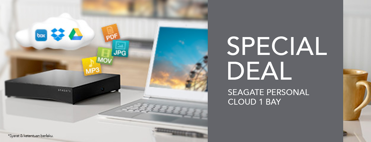 Seagate Special Deal