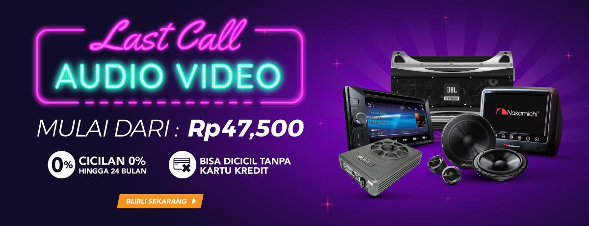 Last Call Audio & Video