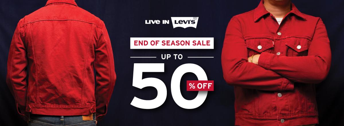 Levi's End of Season