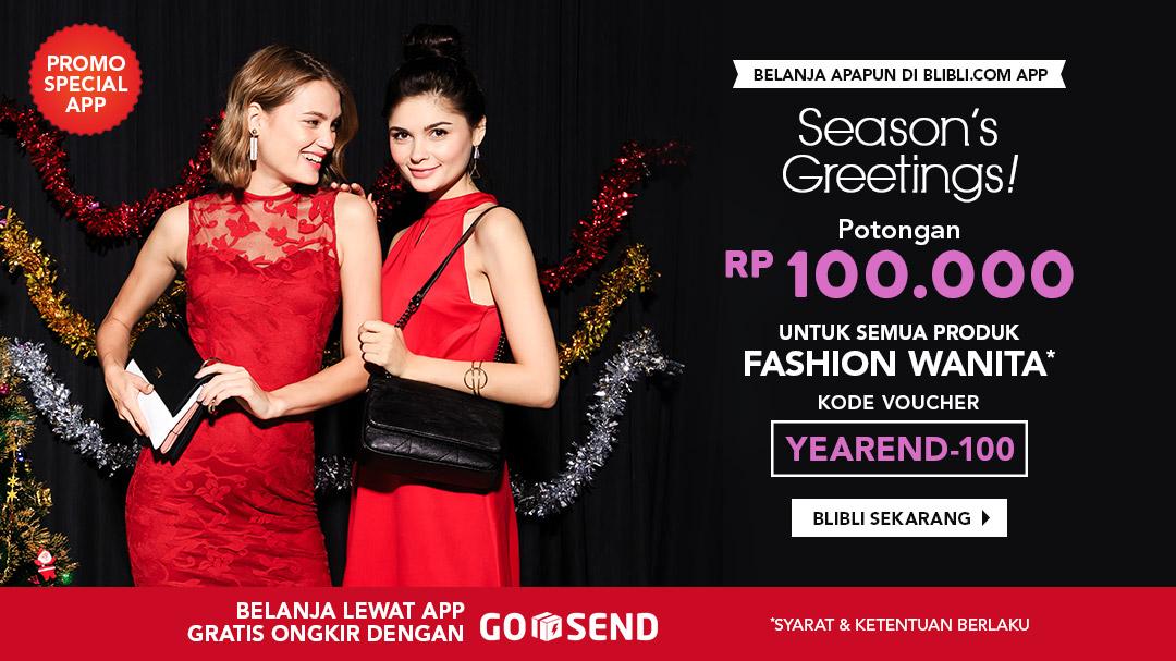 Special Apps Fashion Wanita