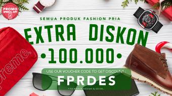 Fashion Pria Extra 100.000