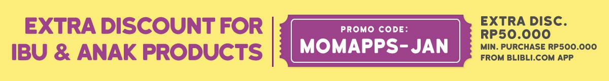 Kode Promo Ibu & Anak