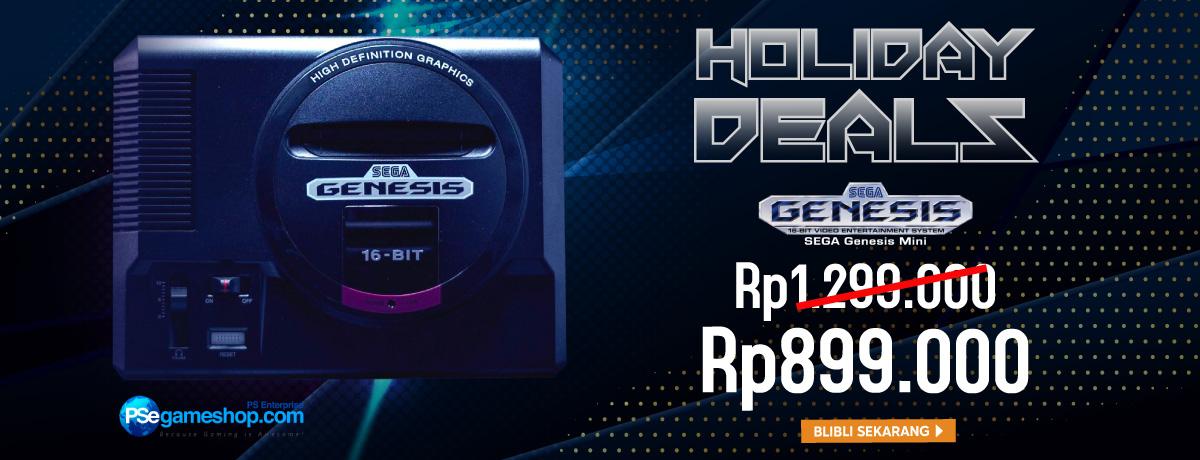 Holiday Deals Sega Mini Genesis