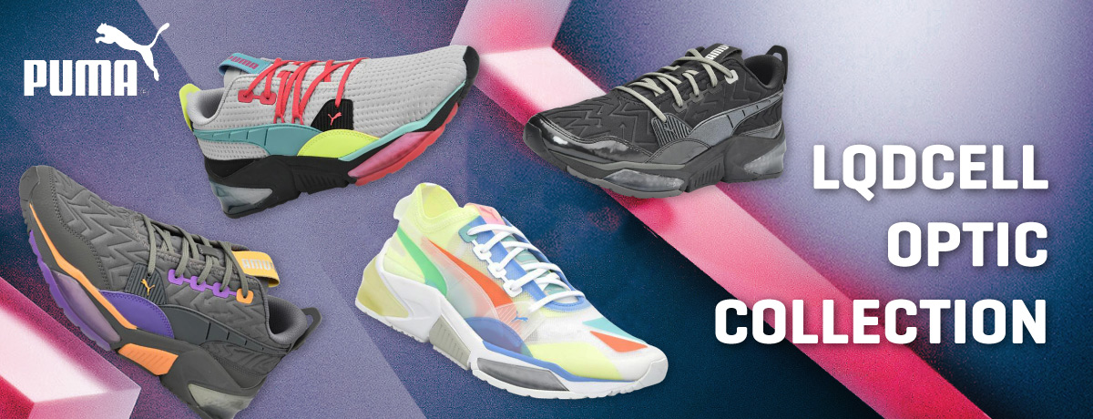 Puma LQDCELL Optic Collection